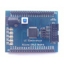Xilinx CoolRunner-II the XC2C32A CPLD Development Board Learning Board Bread Board