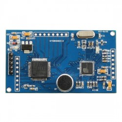 Voice recognition module LD3320 Integration with Microcontrollers