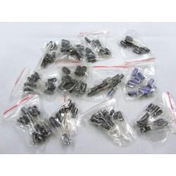 Kit capacitor radial electrolytic