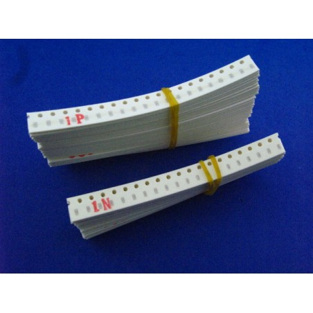 SMD 0805 Capacitors assortment