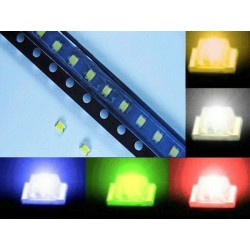0805 SMD LEDs Pack Kit