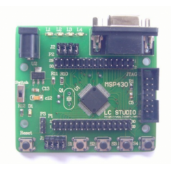 MSP430F169 Learning Board