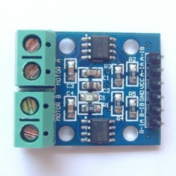 HG7881 two road motor driven motor driver module