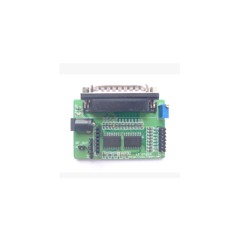 AD9850 AD9851 DDS Control Panel - BiF