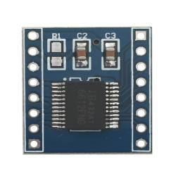 TB6612FNG small volume of high-performance motor drive module super L298N