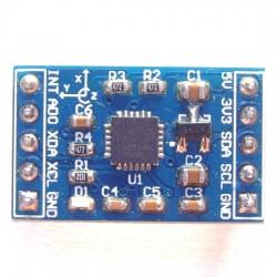 MPU6050 module three axis