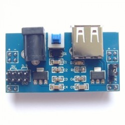 Bread plate special power supply module 3.3 V to 5 V output
