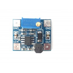 LC MP1584 ultra-small DC-DC 3A adjustable Step-down module