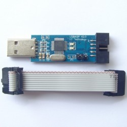 51 AVR Programmer ISP Download USBASP Download (Free driver)