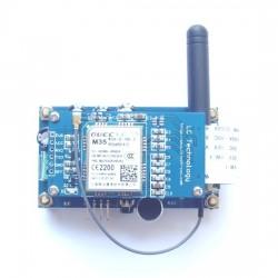 M35 four frequency GSM/GPRS module core board