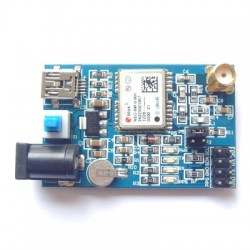 UBLOX NEO - 6M- 0-001 GPS module with GPS active antenna