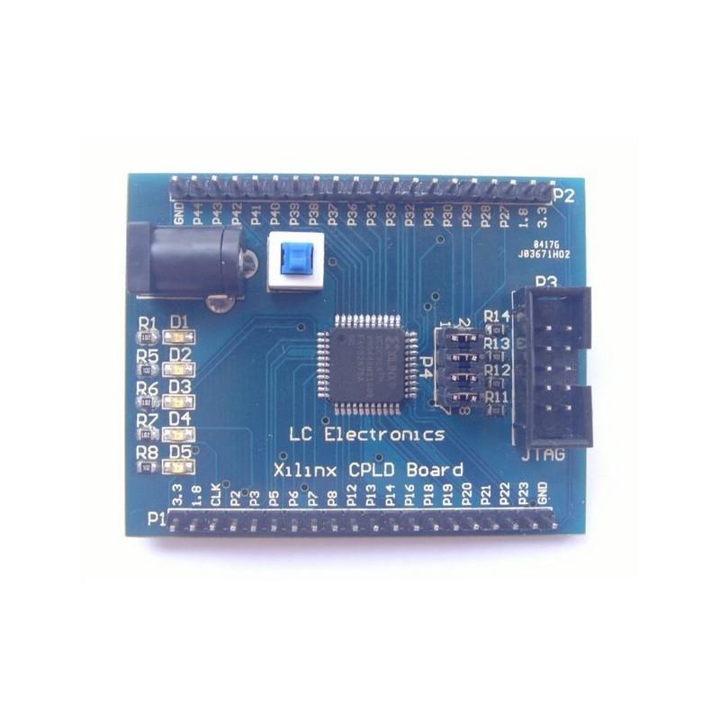 Xilinx CoolRunner-II the XC2C32A CPLD Development Board Learning Bread Board