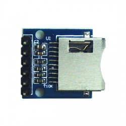 The Mini SD card module Micro SD card module