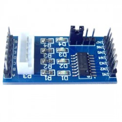 ULN2003 five lines and four-phase stepper motor driver module driver board