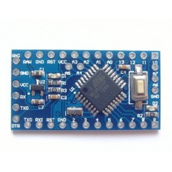 Arduino Pro Mini(c) based modified ATmega 328 AVR core board development board