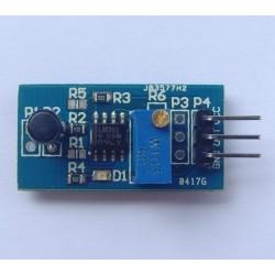 Vibration switch sensor module intelligent