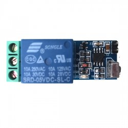 Al (LC) LCUS - type 1 USB relay module USB intelligent switch control