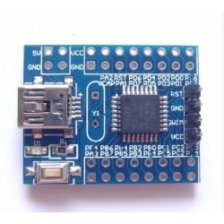 STM8S103K3T6 STM8 core board development board