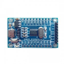 STM32F030F4P6 minimum system board