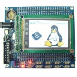 STM32F103ZET6+2.4 inch TFT LED development board support Uclinux system
