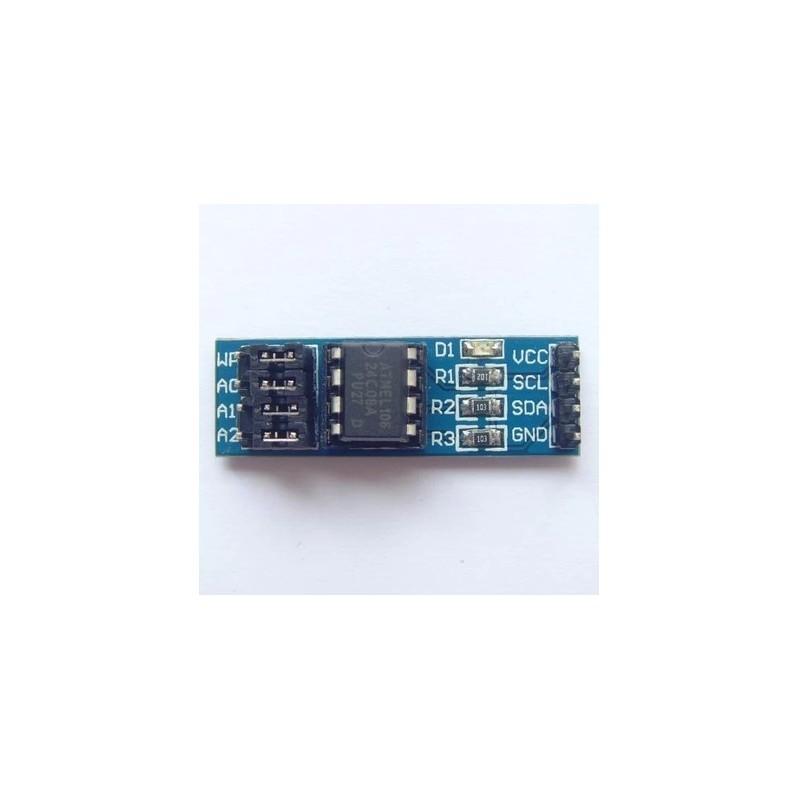 AT24C128 I2C EEPROM memories stored module