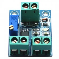 current turn voltage module 0-20mA current turn 0-5V voltage