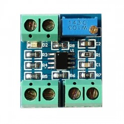 Current turn voltage to current 0-5V to 0-20mA