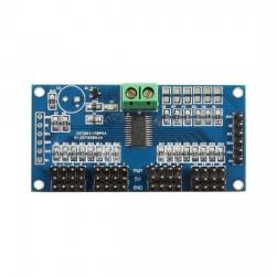 Arduino 16 road PWM/Servo/Steering gear drive plate Controller Robot IIC PCA9685