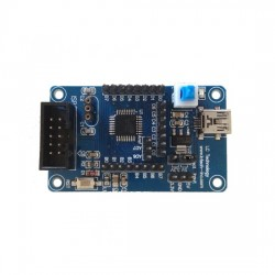 ATmega48 M48 AVR development board core board minimum system