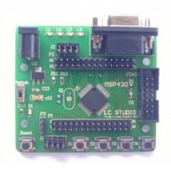 MSP430F169 Learning Board Development Board With Serial Interface
