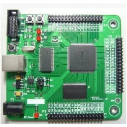 CY7C68013 EPM1270 CPLD has usb development board