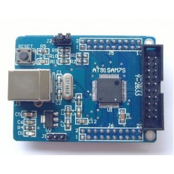 AT91SAM7S64 ARM Minimum System Core Board Learning Board Development Board