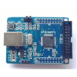 AT91SAM7S128 ARM Minimum System Core Board Learning Board Development Board