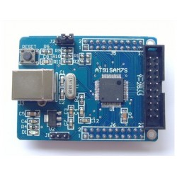 AT91SAM7S256 ARM Minimum System Core Board Learning Board Development Board