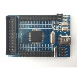 ARM Cortex-M4 STM32F405R development board