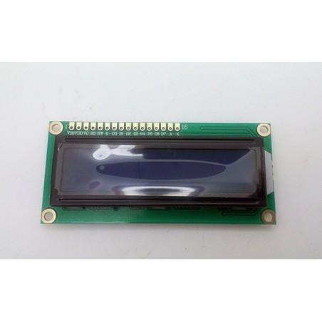 1602 LCD Display