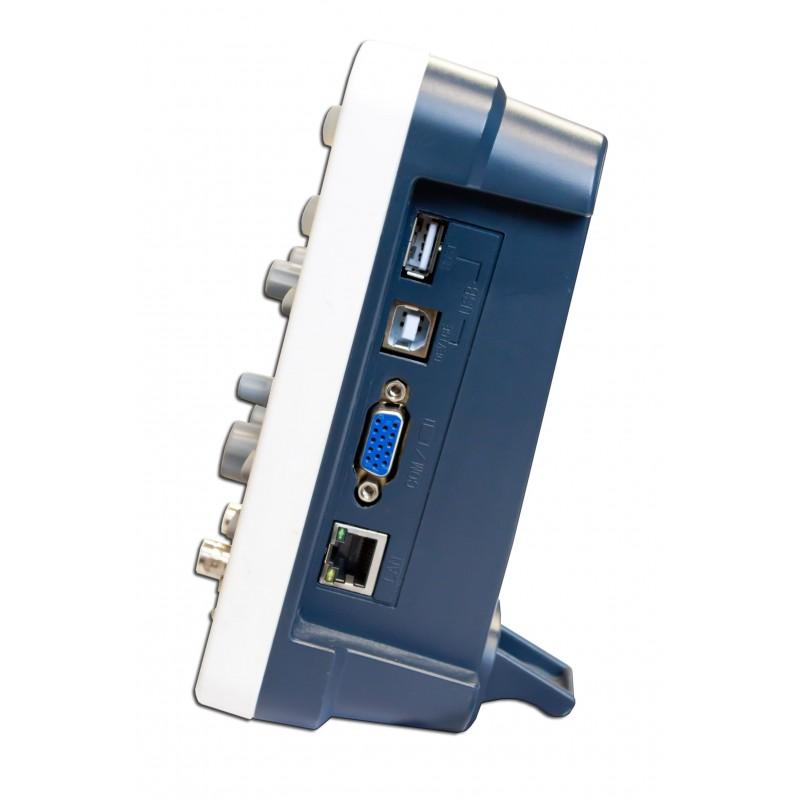 Snap On Digital Storage Oscilloscope : Mhz ch gsa s digital storage oscilloscope
