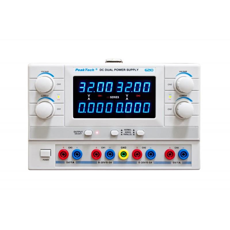 PeakTech® 6210