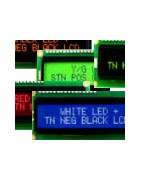 Catégorie Lcd, TFT, Oled, .. - BiF : Mini-OLED Module (Dual Color) , 1602 LCD Display , LCD128X64 graphic , 1602 LCD+Keypad S...