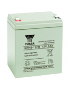 Catégorie Yuasa NPH Batteries - BiF : NPH5-12